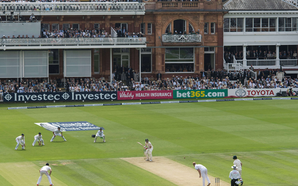 2019 Test Match England v Ireland 24th-27th July, Lord's